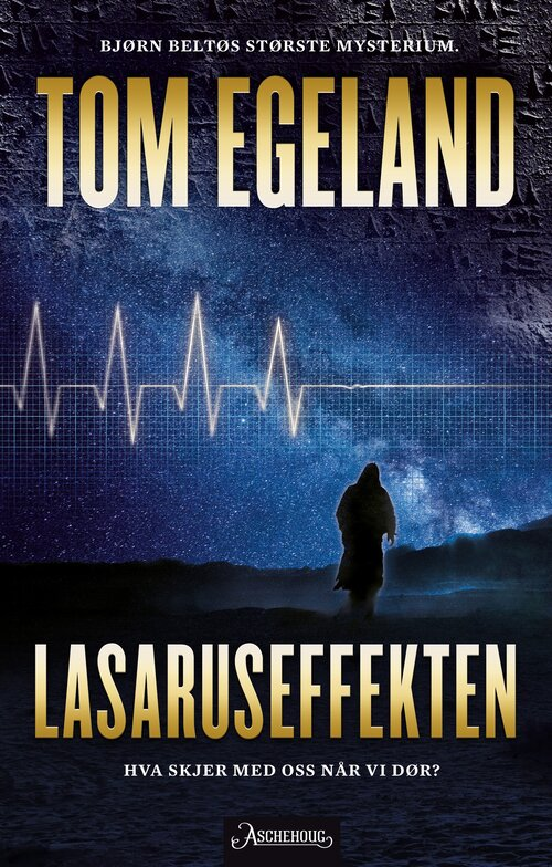 Tom egeland  the lazarus effect cover