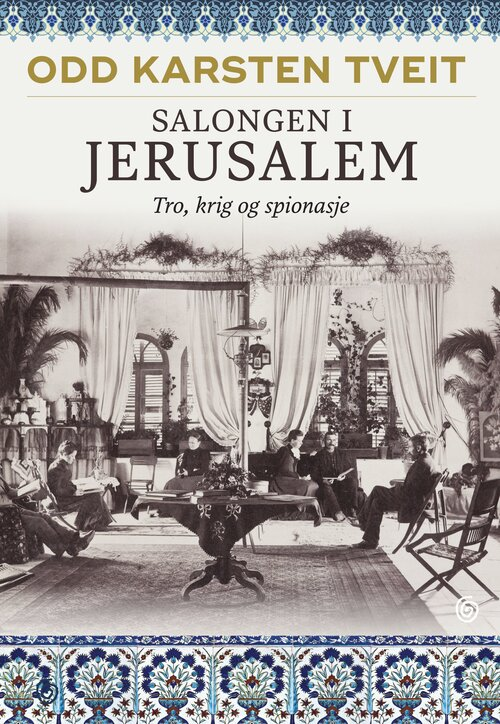 Tveit salongen i jerusalem forside hd
