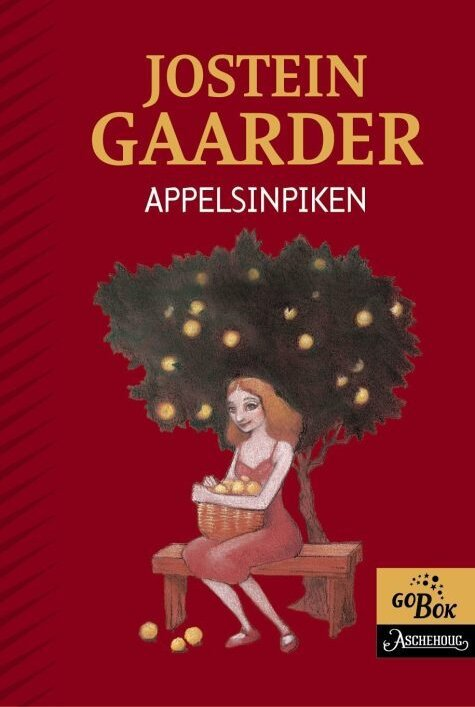 Gaarder jostein the orange girl 475x708