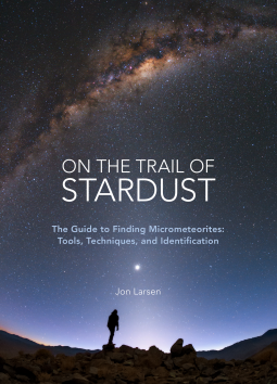 Thumbnail cover, on the trail of stardust