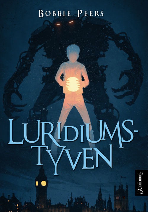 Bp   ww & the luridium thief   norwegian cover