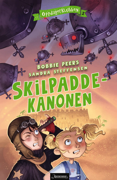 Bp   #2 skilpaddekanonen   norwegian cover