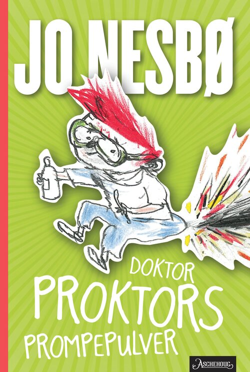 Cover   doctor proctor 1