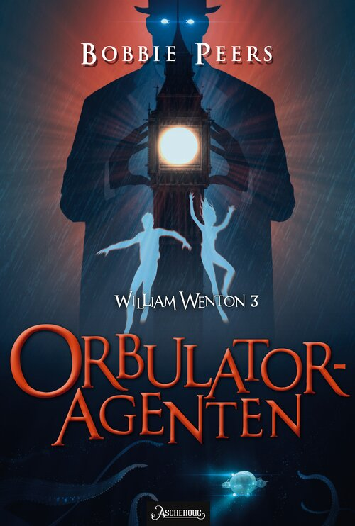 Bp   william wenton and the orbulator agent   norwegian cover