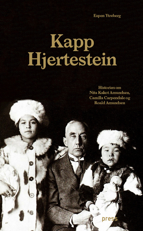 Kapp hjertestein cover